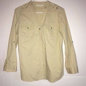 Hester & Orchard Long Sleeve Button Down